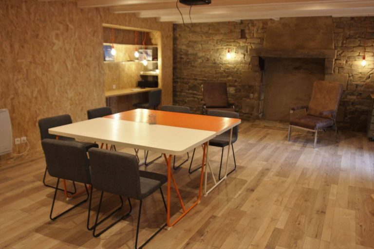Coworking - salle polyvalente