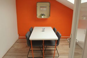 Coworking - Petite salle de réunion