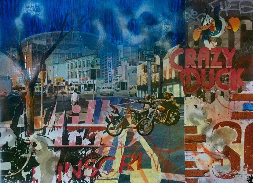 Exposition Hubert Carré